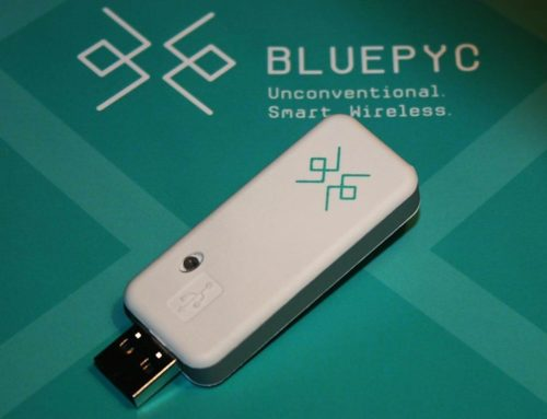 BluEpyc BLE EchoBeacon USB dongle