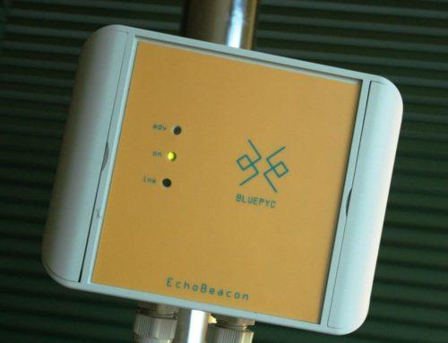 BluEpyc BLE EchoBeacon Industrial