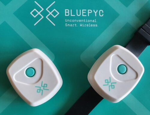 BluEpyc BLE Beacon Wake-up