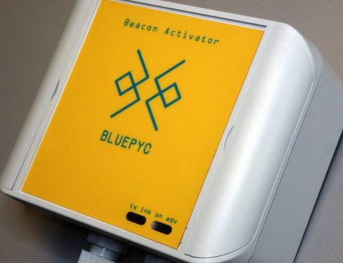 BluEpyc BLE Beacon Activator