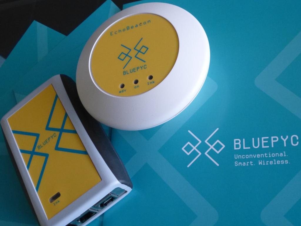 BluEpyc BlueTooth Low Energy Device 2018